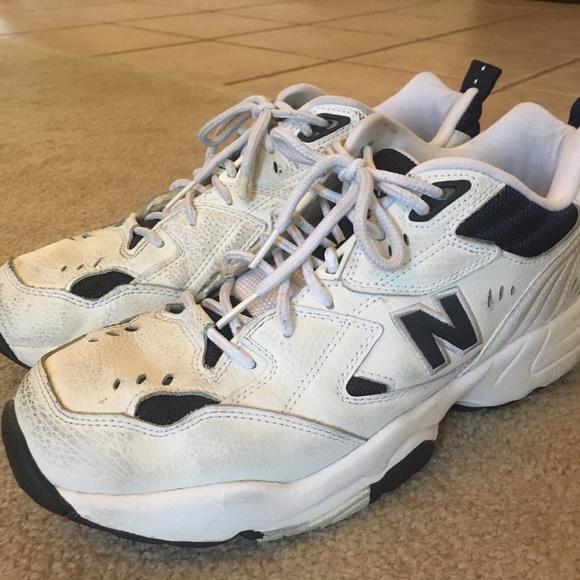 White New Balance Dad Shoes   Poshmark